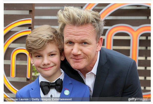 Interview with MasterChef Junior Winner, Logan Guleff