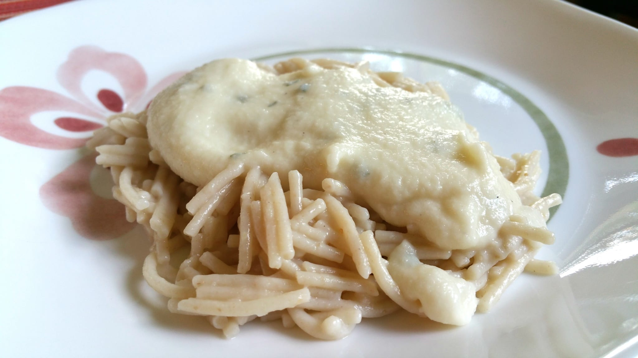 Cauliflower Alfredo