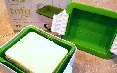 Product Review: Tofuture Tofu Press