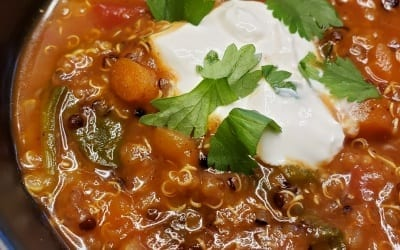 Quinoa Veggie Soup